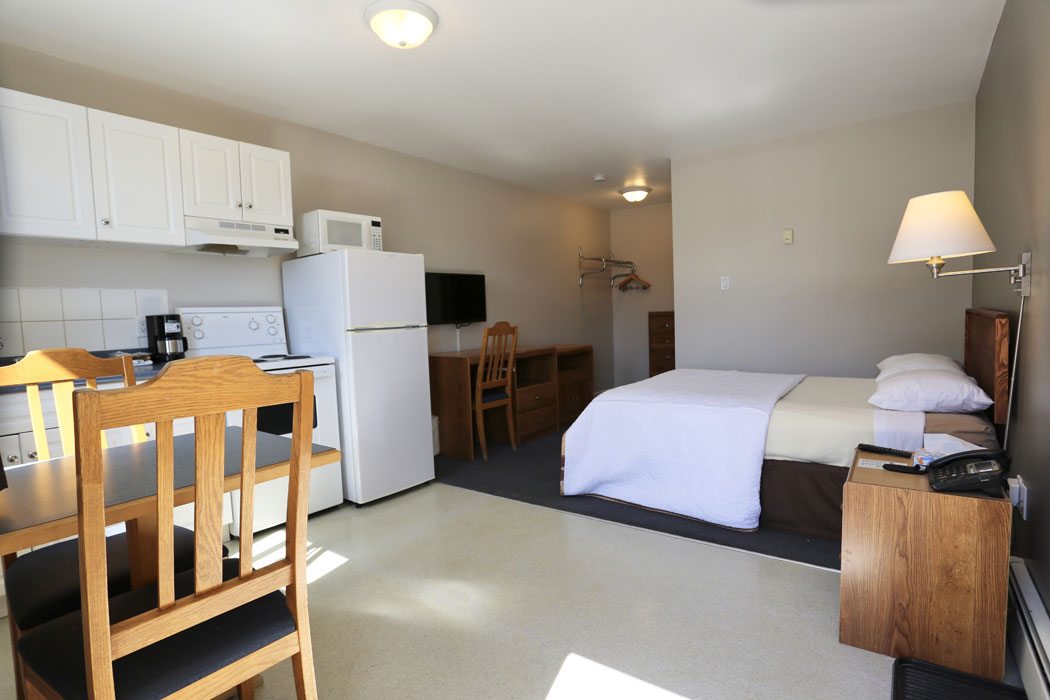 Blue Bell Inn Motel Room Non Smoking Double Room with Kitchen