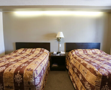 Blue Bell Inn Motel Non Smoking Double Bed Room