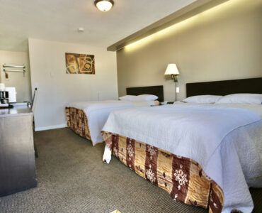Blue Bell Inn Motel Two Non Smoking Double Bed Room