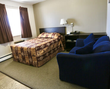 Blue Bell Inn Motel Double Bed Room with Kitchen